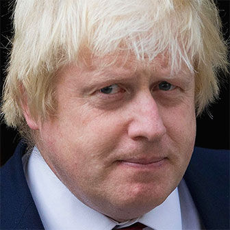 Foto di Boris Johnson