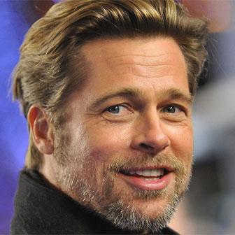 Foto di Brad Pitt