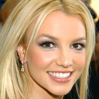 Foto quadrata di Britney Spears