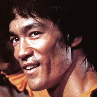 Foto di Bruce Lee