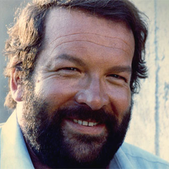 Foto quadrata di Bud Spencer