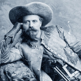 Foto di Buffalo Bill