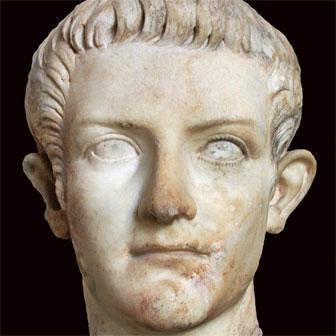 Foto quadrata di Caligola