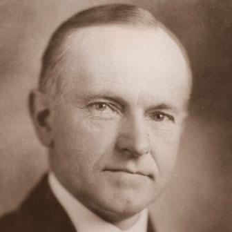 Foto di Calvin Coolidge