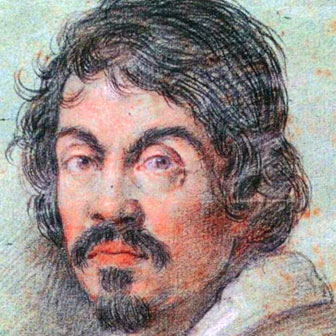 Foto quadrata di Caravaggio