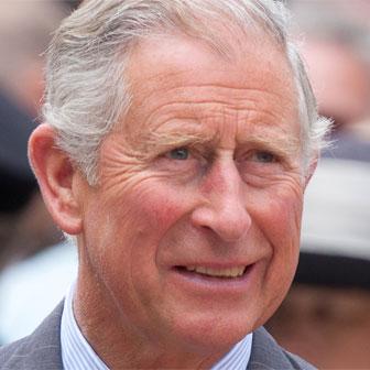 Foto di Carlo principe di Galles