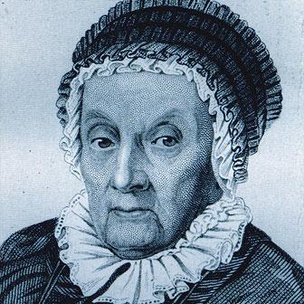 Foto di Caroline Herschel