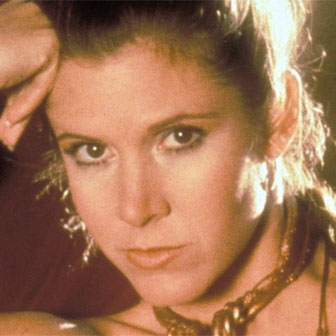 Foto di Carrie Fisher