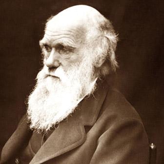 Foto di Charles Darwin