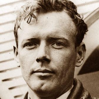 Foto di Charles Lindbergh
