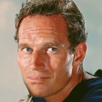 Foto di Charlton Heston