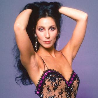 Foto quadrata di Cher