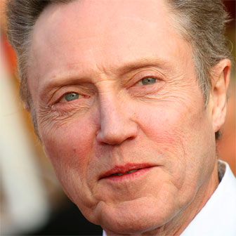Foto di Christopher Walken