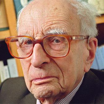 Foto quadrata di Claude Lévi-Strauss