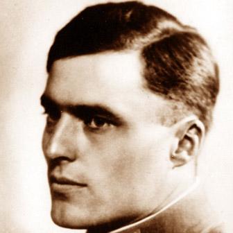Foto di Claus von Stauffenberg