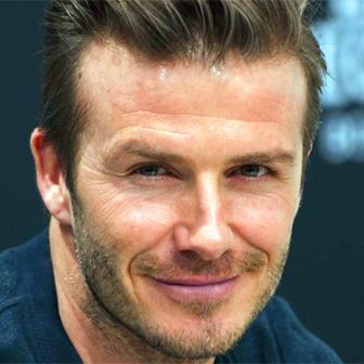 Foto di David Beckham