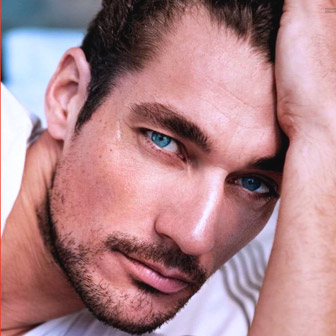 Foto quadrata di David Gandy