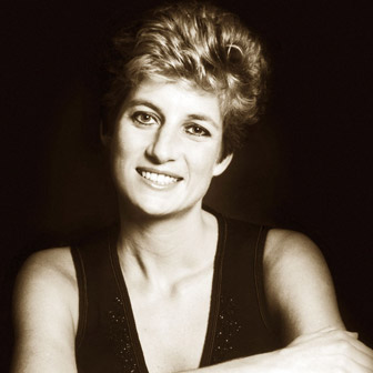 Foto di Diana Spencer