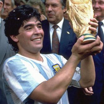 D.  Armando Maradona