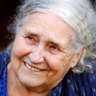 Foto di Doris Lessing