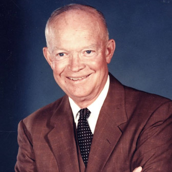 Foto di Dwight Eisenhower