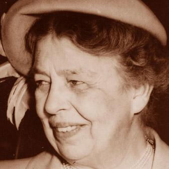 Foto di Eleanor Roosevelt