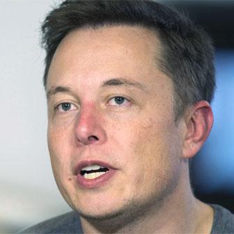 Foto di Elon Musk