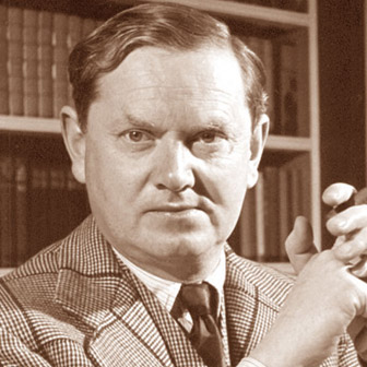 Foto di Evelyn Waugh