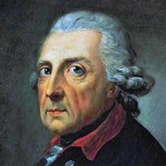 Foto di Federico II di Prussia