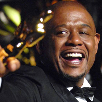 Foto quadrata di Forest Whitaker