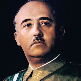 Foto di Francisco Franco
