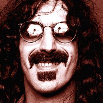 Foto di Frank Zappa