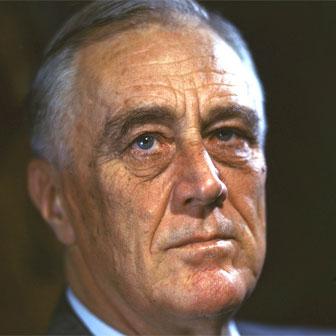 Foto di Franklin Delano Roosevelt