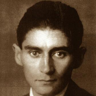 Foto di Franz Kafka