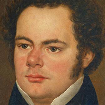 Foto di Franz Schubert