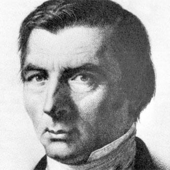 Foto quadrata di Frédéric Bastiat
