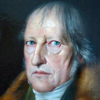 Foto di Friedrich Hegel