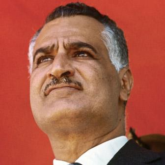 Foto quadrata di Gamal <b>Abd el Nasser</b> - Gamal_Abd_el_Nasser