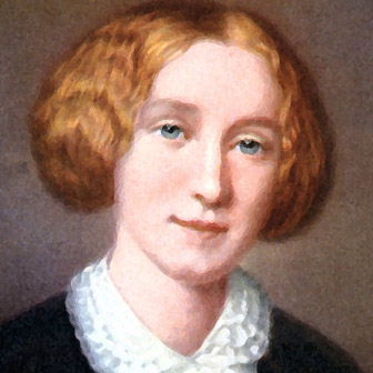 Foto di George Eliot