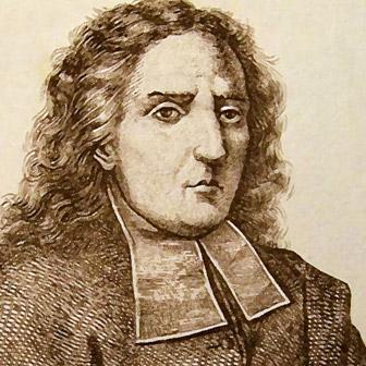 Foto quadrata di Giambattista Vico