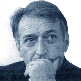 Foto quadrata di Gianni Rodari