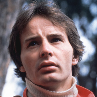 Foto quadrata di Gilles Villeneuve