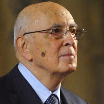 Foto di Giorgio Napolitano