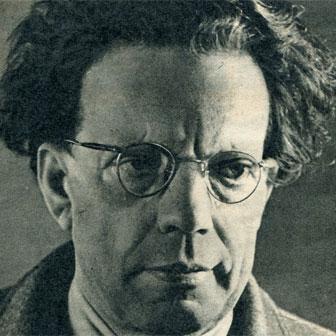 Foto quadrata di Giovanni Papini