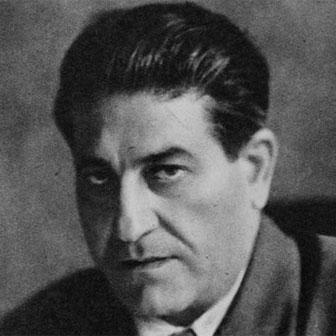 Foto quadrata di Giuseppe Di Vittorio