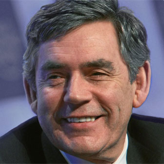Foto di Gordon Brown