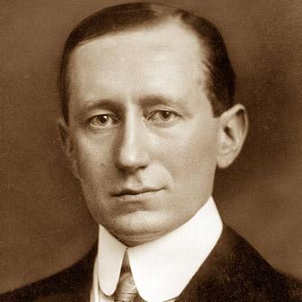 Foto di Guglielmo Marconi