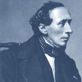 Foto di Hans Christian Andersen