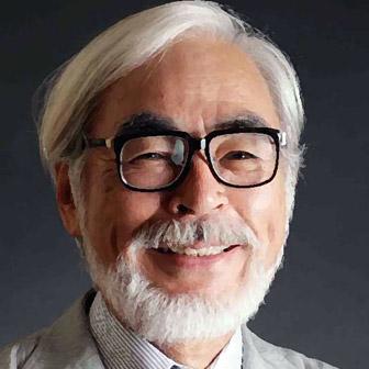 Foto di Hayao Miyazaki