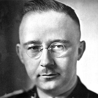 Foto di Heinrich Himmler
